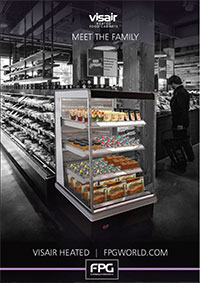 Food Display Cabinet Range